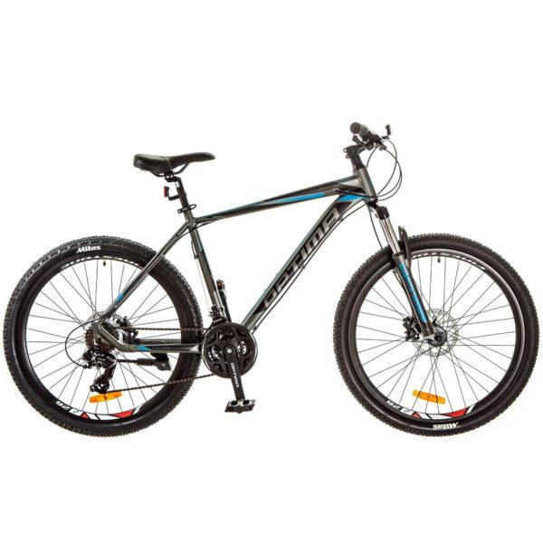 Фото Горный Велосипед 26  Optimabikes F-1 HDD черно-зеленый 2018