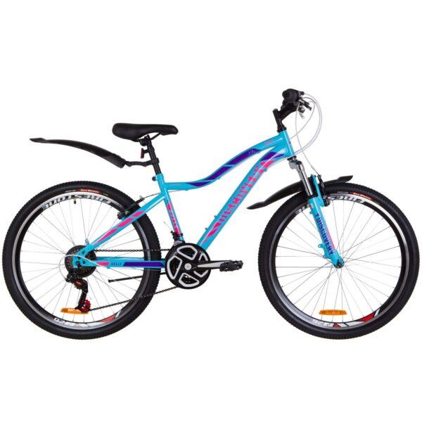 Фото Женский Велосипед 26  Discovery KELLY голубой с розовым 2019