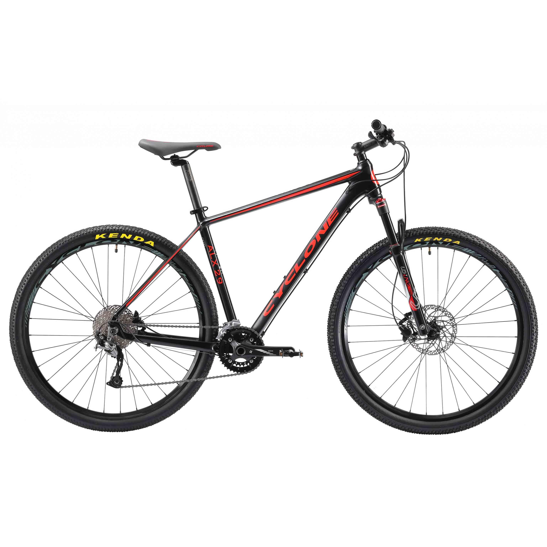 Фото Горный Велосипед Cyclone 29″ ALX   18″ (черный)
