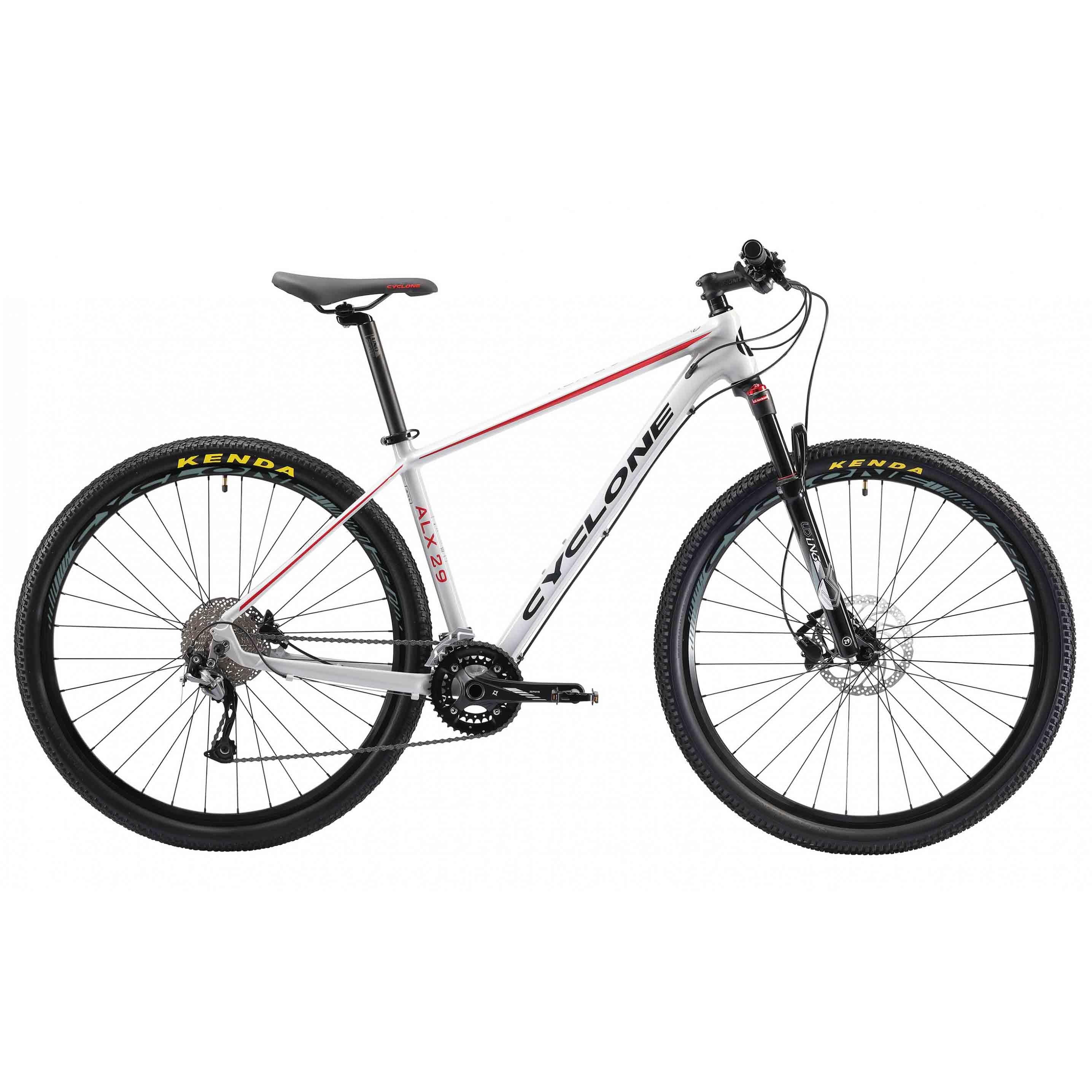 Фото Горный Велосипед Cyclone 29″ ALX   18″ (серый)