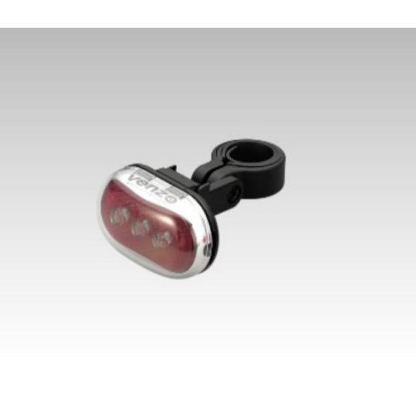 Фото Фара передняя VENZO CB16-F01-004 LED чёрная