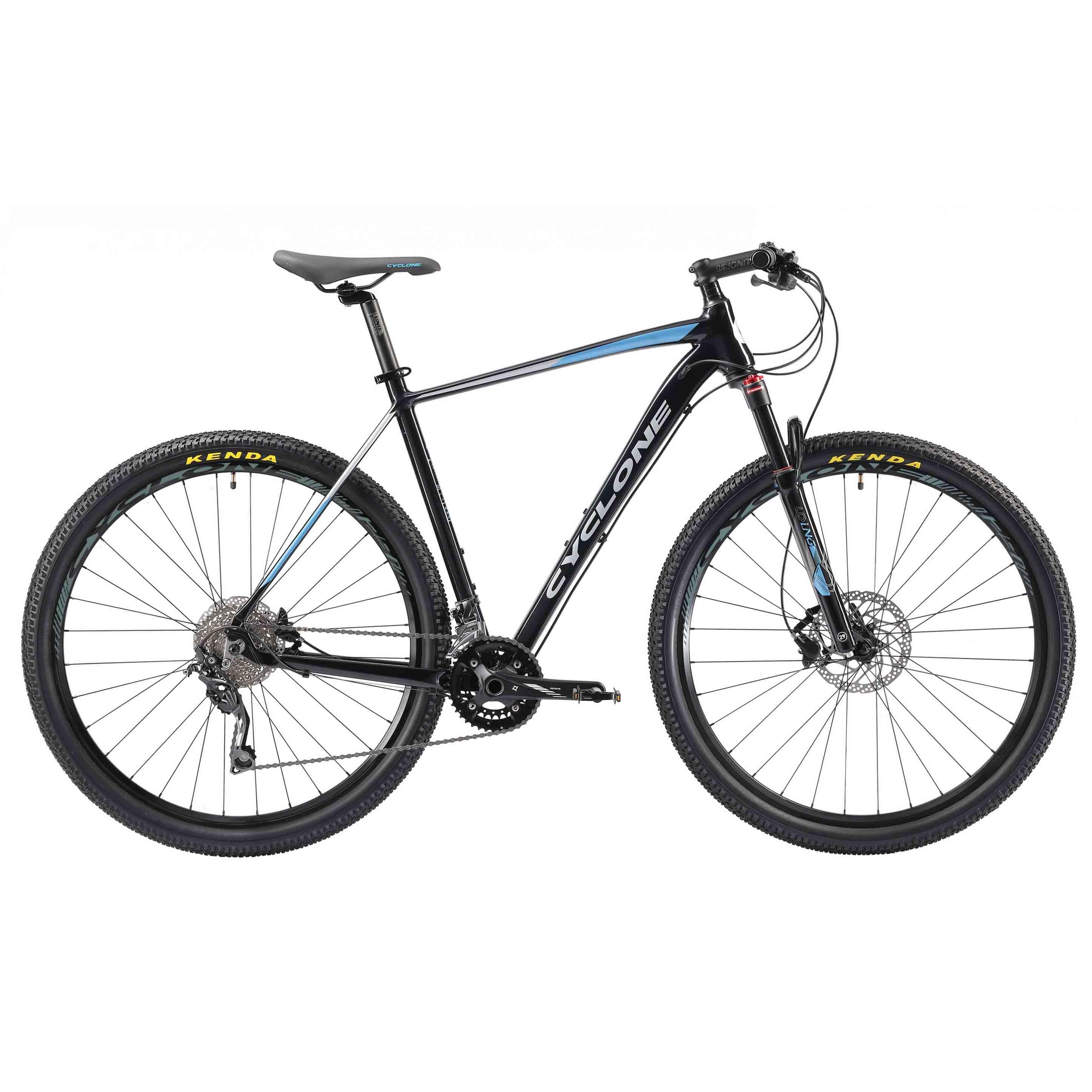 Фото Горный Велосипед Cyclone 29″ SLX   18″ (черный)