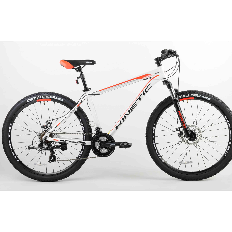 Фото Горный Велосипед Kinetic 27,5″ STORM  17″ (белый)