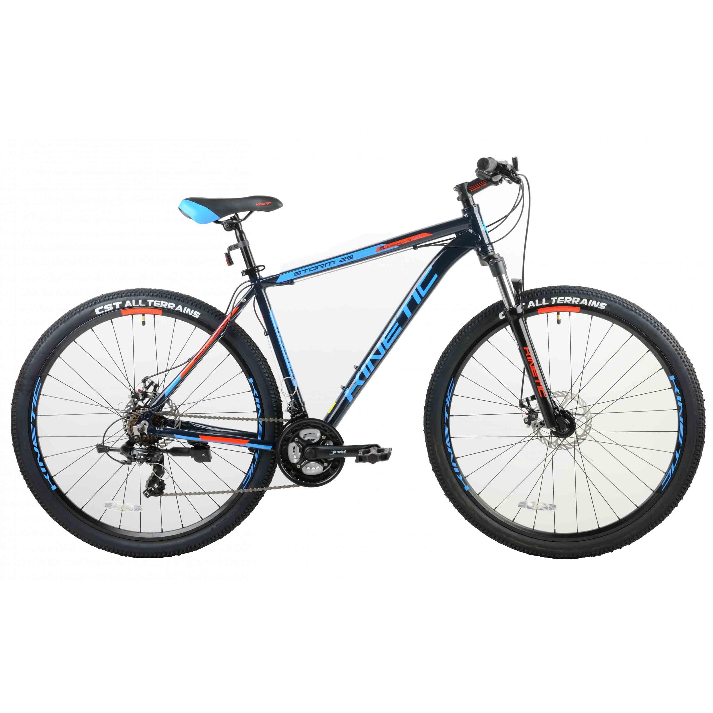 Фото Горный Велосипед Kinetic 29″ STORM 20″ (черный)