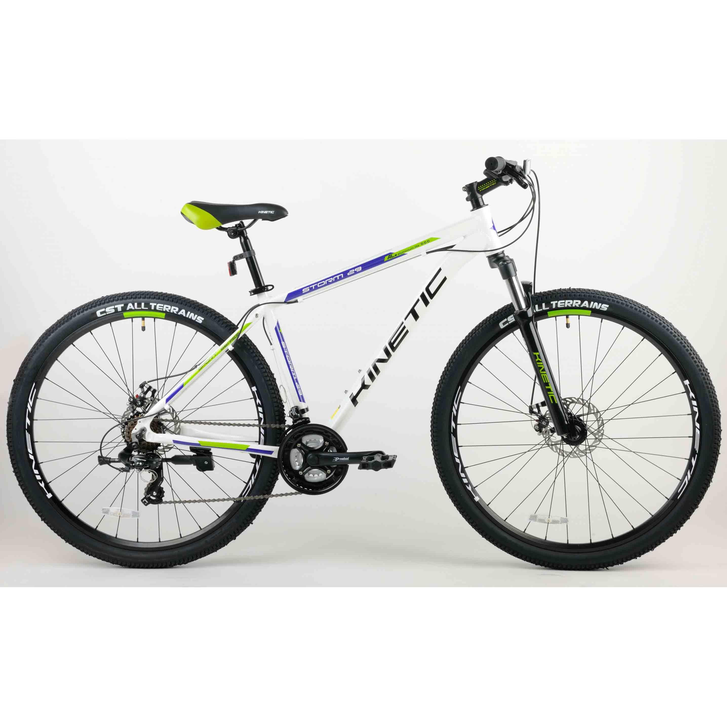 Фото Горный Велосипед Kinetic 29″ STORM 22″ (белый)