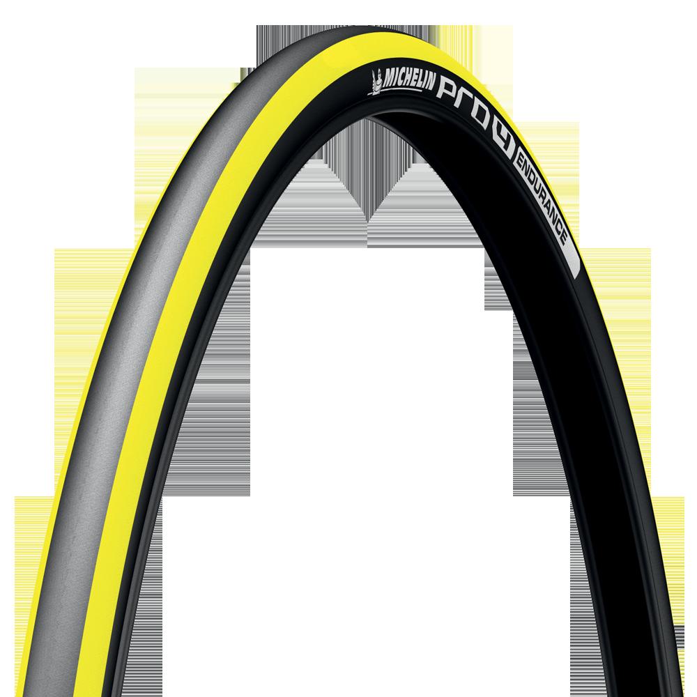 Фото Покрышка Michelin PRO4 ENDURANCE 23-622 (700X23C)  шоссе, желтый