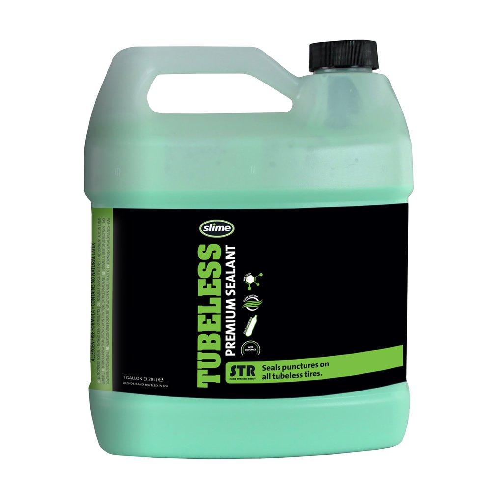 Фото Герметик для бескамерок Slime Premium, 3.8л