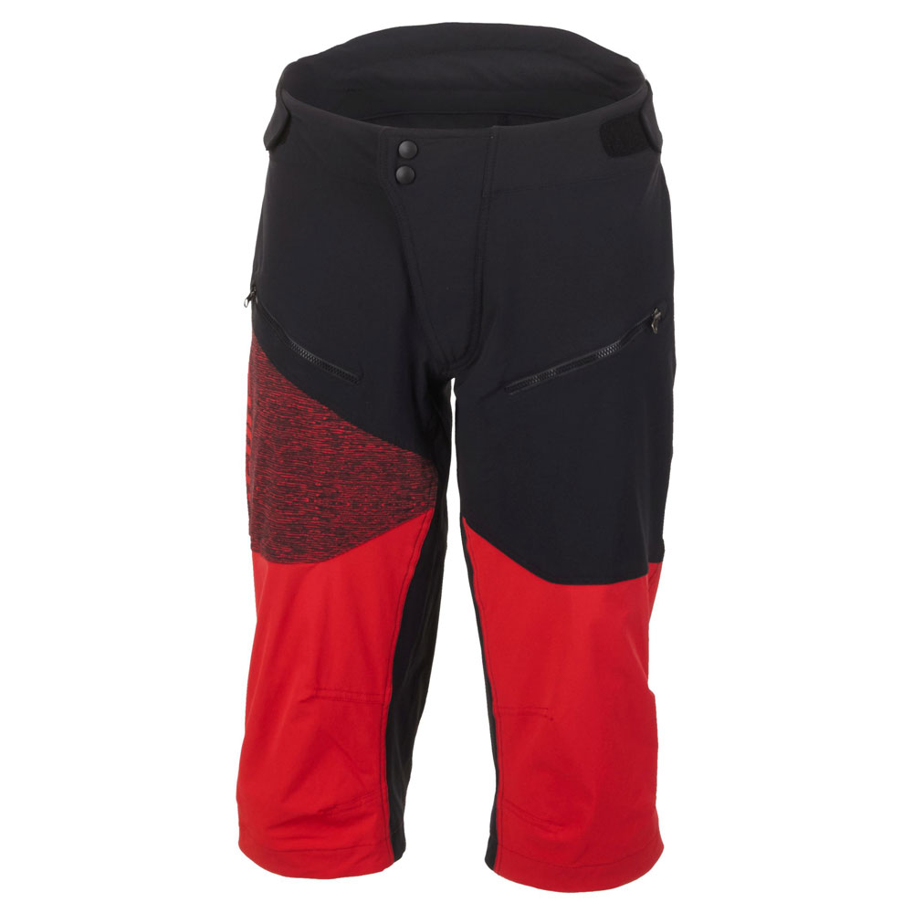 Фото Шорты Ghost Ridge Line BLK / RED — L
