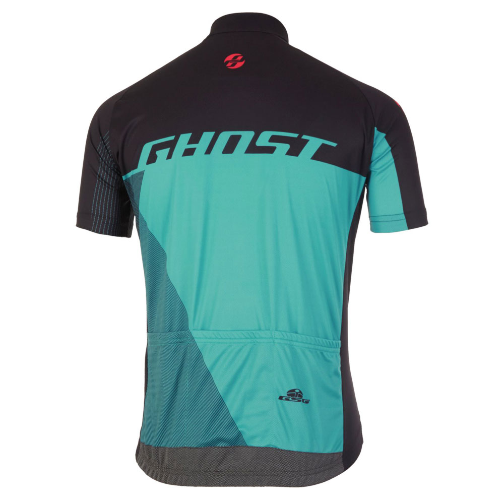 Фото Джерси Ghost  Racing Jersey blk/red/wht — L