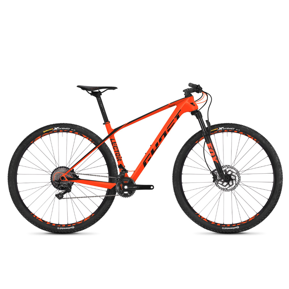 Фото Велосипед Ghost Lector 4.9 29″ , карбон,  рама L 2019