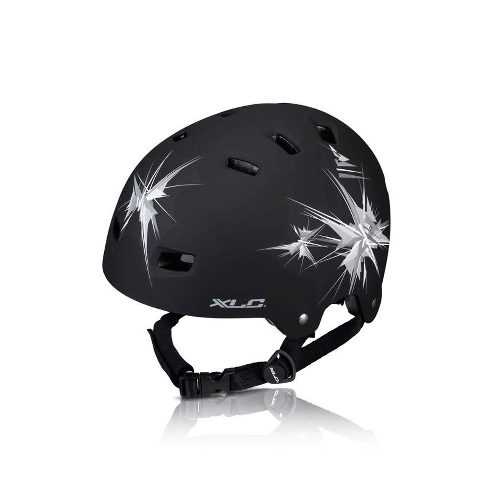 Фото Шлем XLC BH-C22, черный, Unisize (53-59)