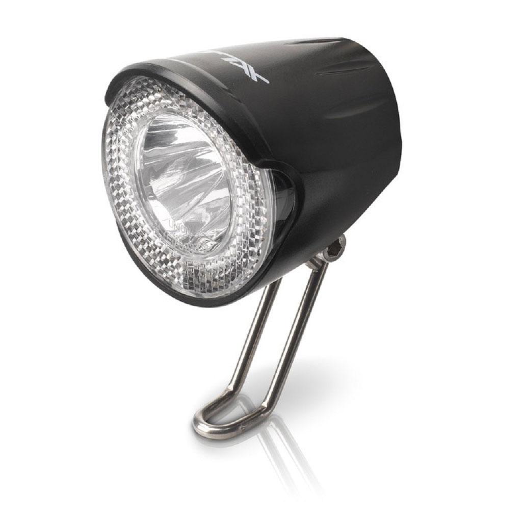 Фото Фара передняя XLC LED 20Lux, черный