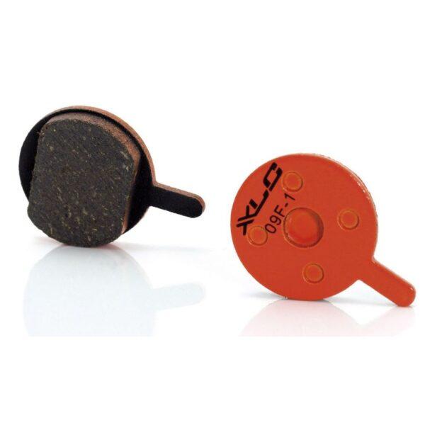 Фото Тормозные колодки дисковые XLC BP-D01, Promax DSK 400, 601, Xnine
