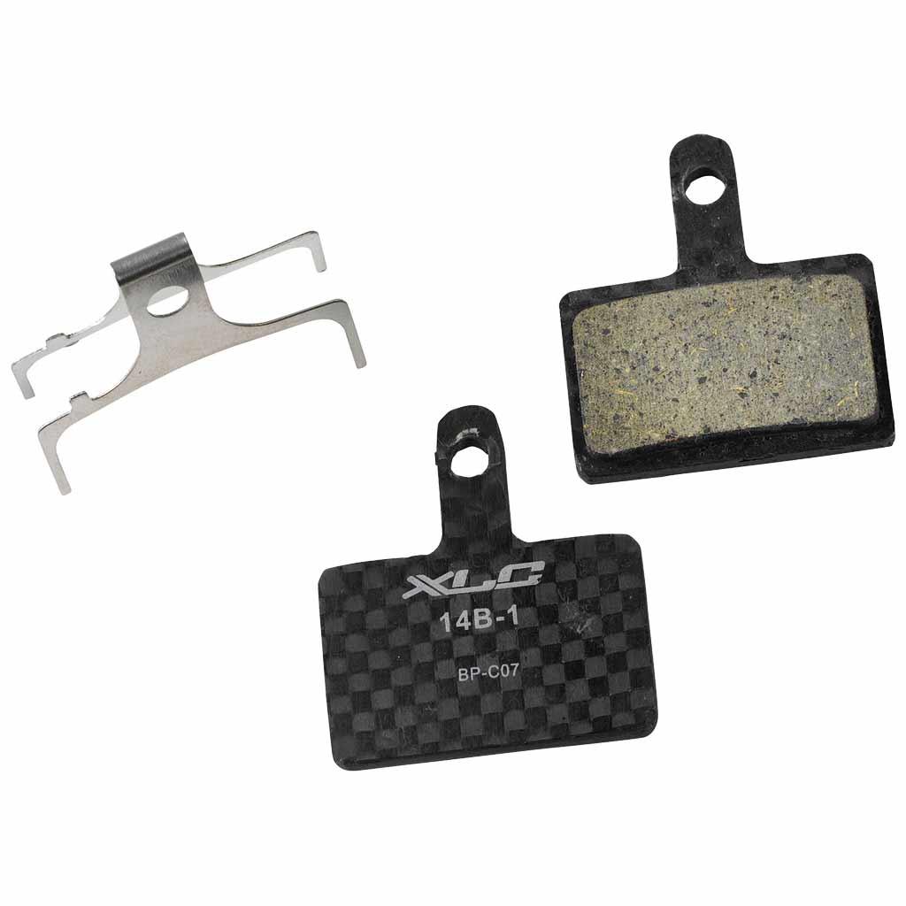 Фото Тормозные колодки дисковые XLC BP-C25, Shimano BR-M985,M785,M675,M666,M615