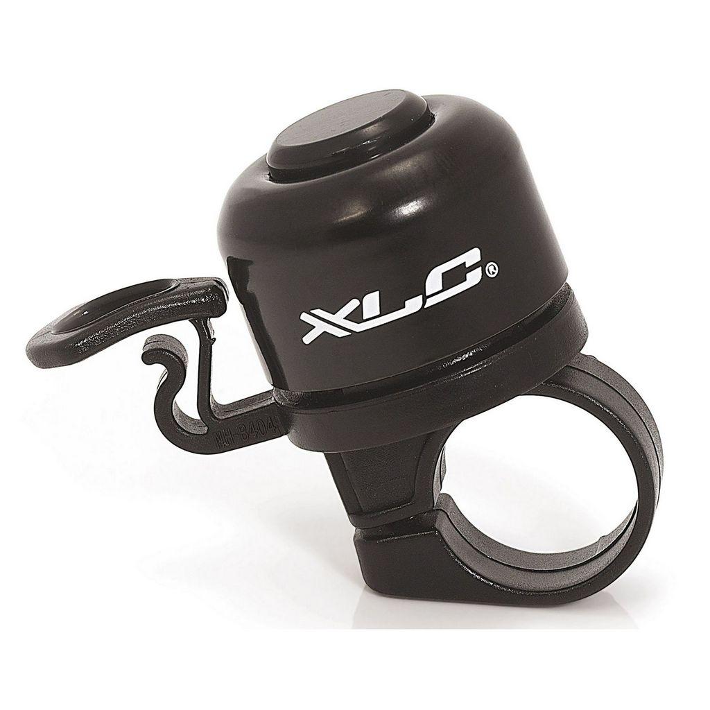 Фото Звонок велосипедный XLC DD-M06, черный