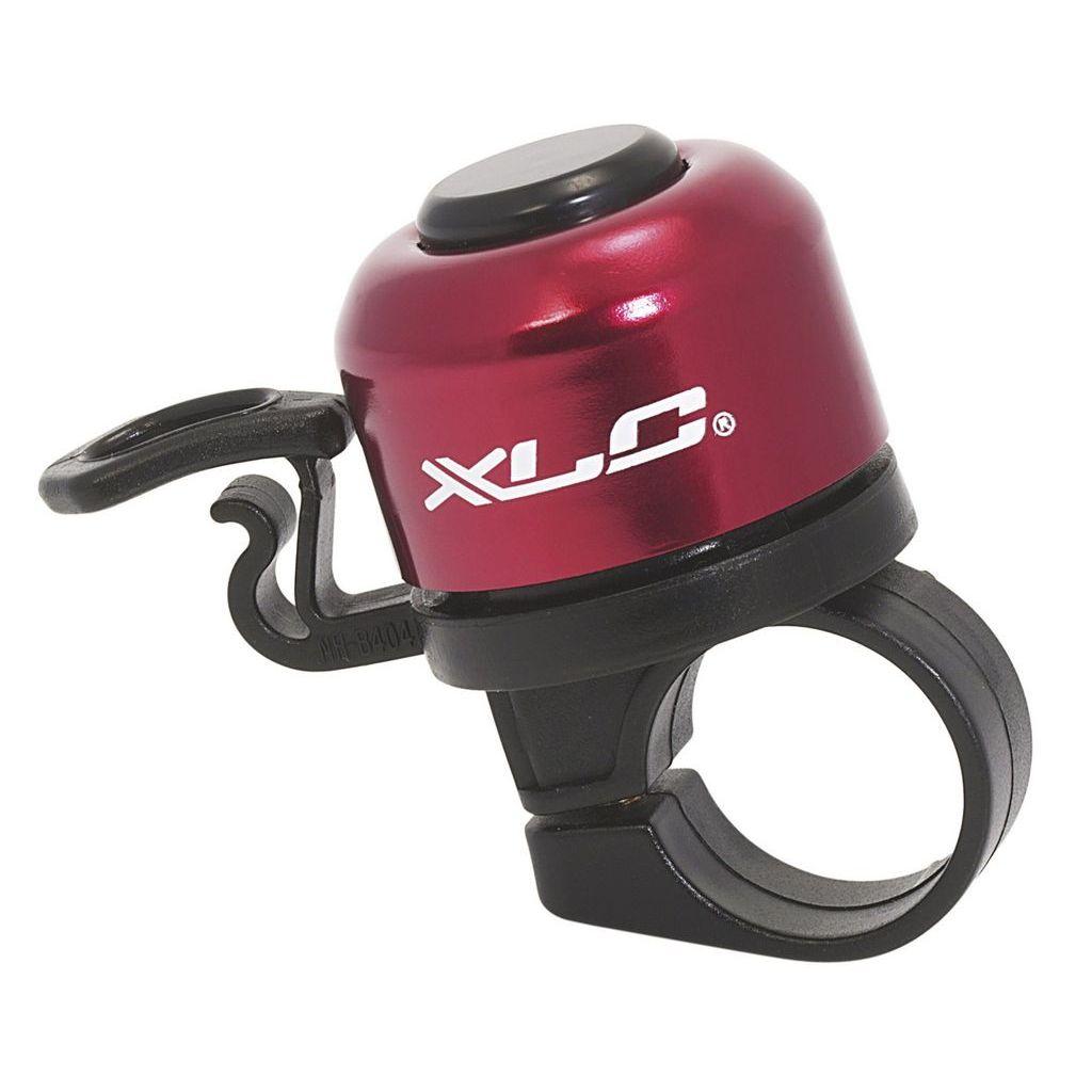 Фото Звонок велосипедный XLC DD-M06, красный