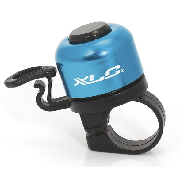 Фото Звонок велосипедный XLC DD-M06, голубой