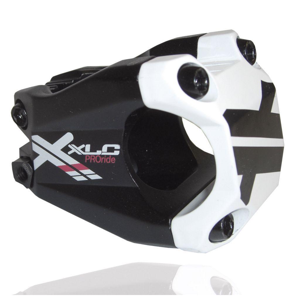 Фото Вынос XLC ST-F02 Pro Ride, 40мм, черно-белый (1 1/8″, Ø31,8мм)