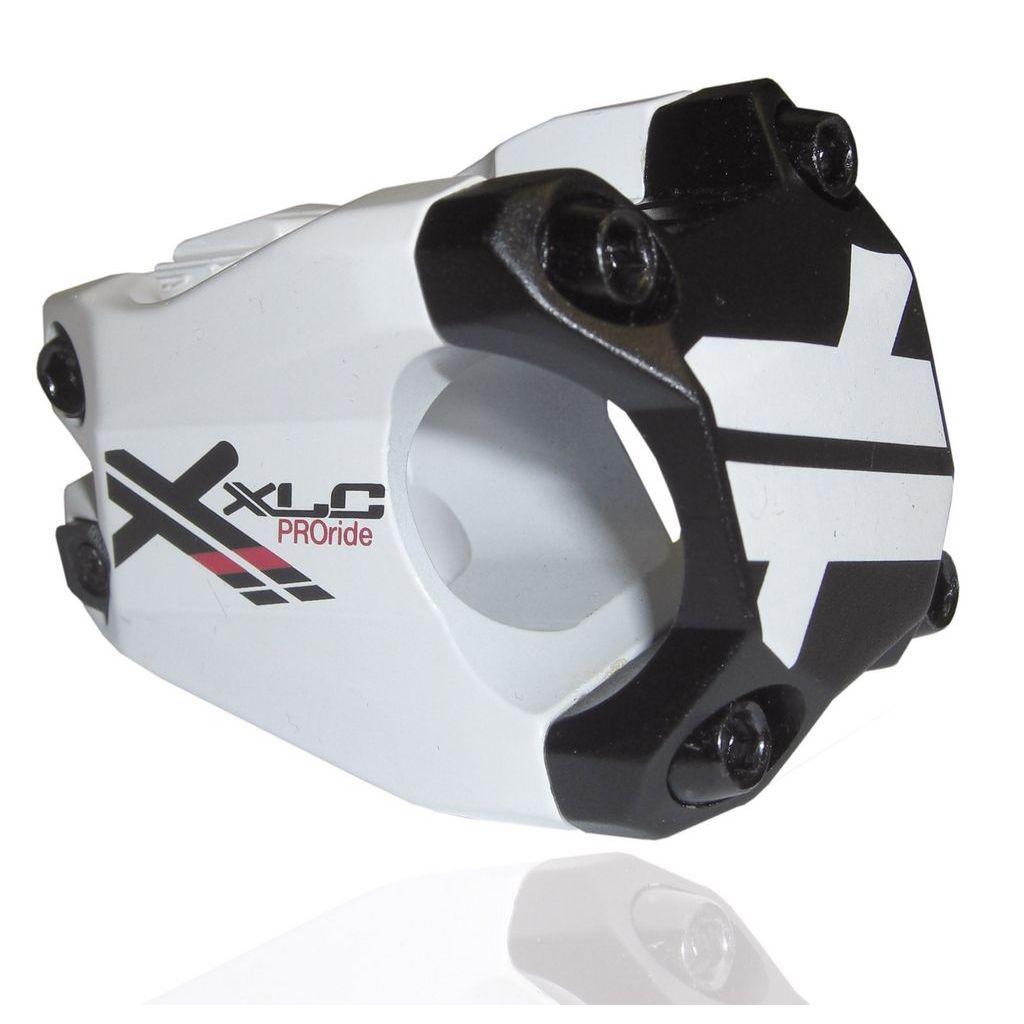 Фото Вынос XLC ST-F02 Pro Ride, 40мм. бело-черный (1 1/8″, Ø31,8мм)