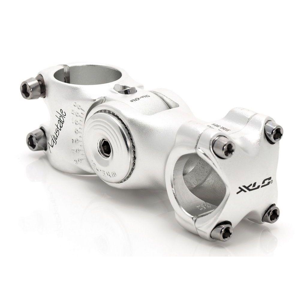 Фото Вынос XLC ST-M02, 108 мм, серебристый (1 1/8″, Ø25.4мм, 0-90°)