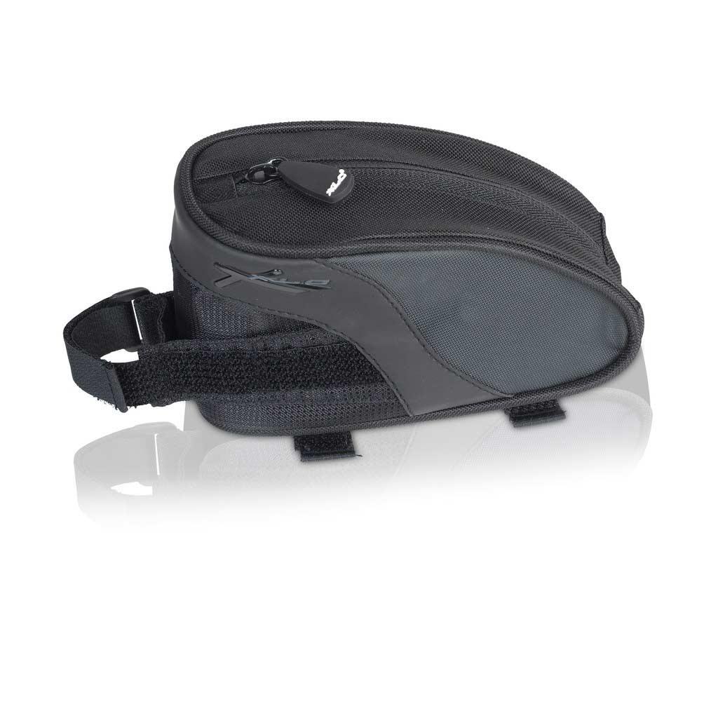 Фото Сумка на раму XLC BA-S61, черно-серый, 16х6х9