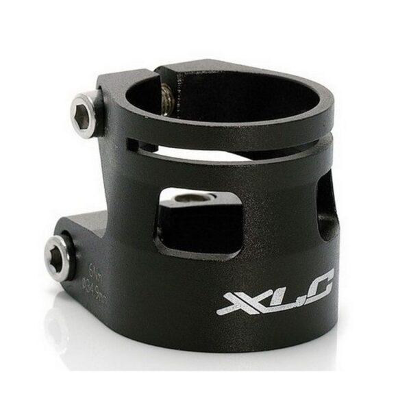 Фото Хомут-переходник XLC PC-B04, Ø31.6мм - Ø27.2мм, черный
