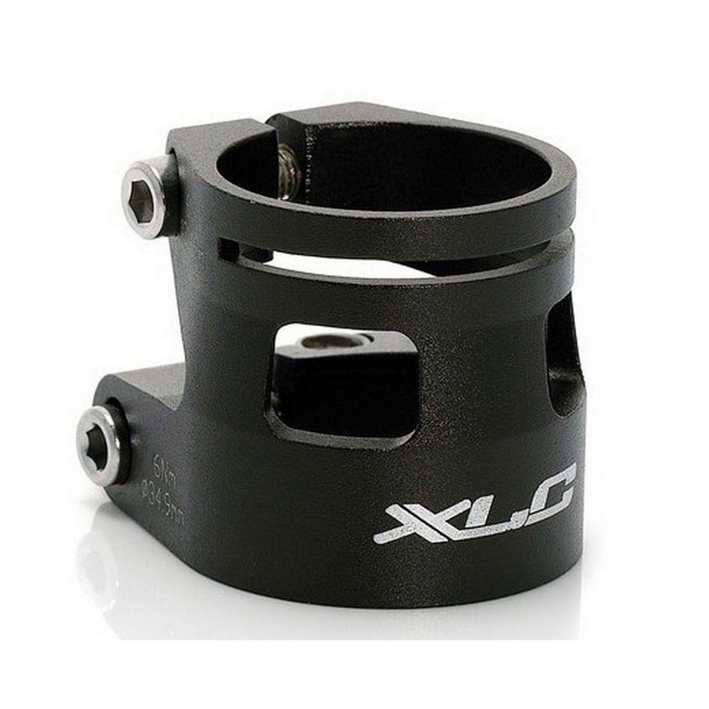 Фото Хомут-переходник XLC PC-B04, Ø31.6мм – Ø27.2мм, черный