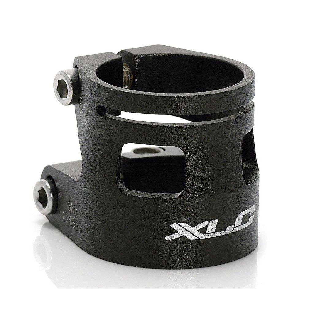 Фото Хомут-переходник XLC PC-B04, Ø34.9мм — Ø31.6мм, черный