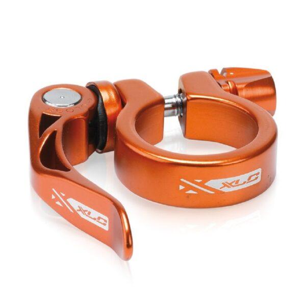 Фото Хомут XLC PC-L04, Ø31,8мм, оранжевый