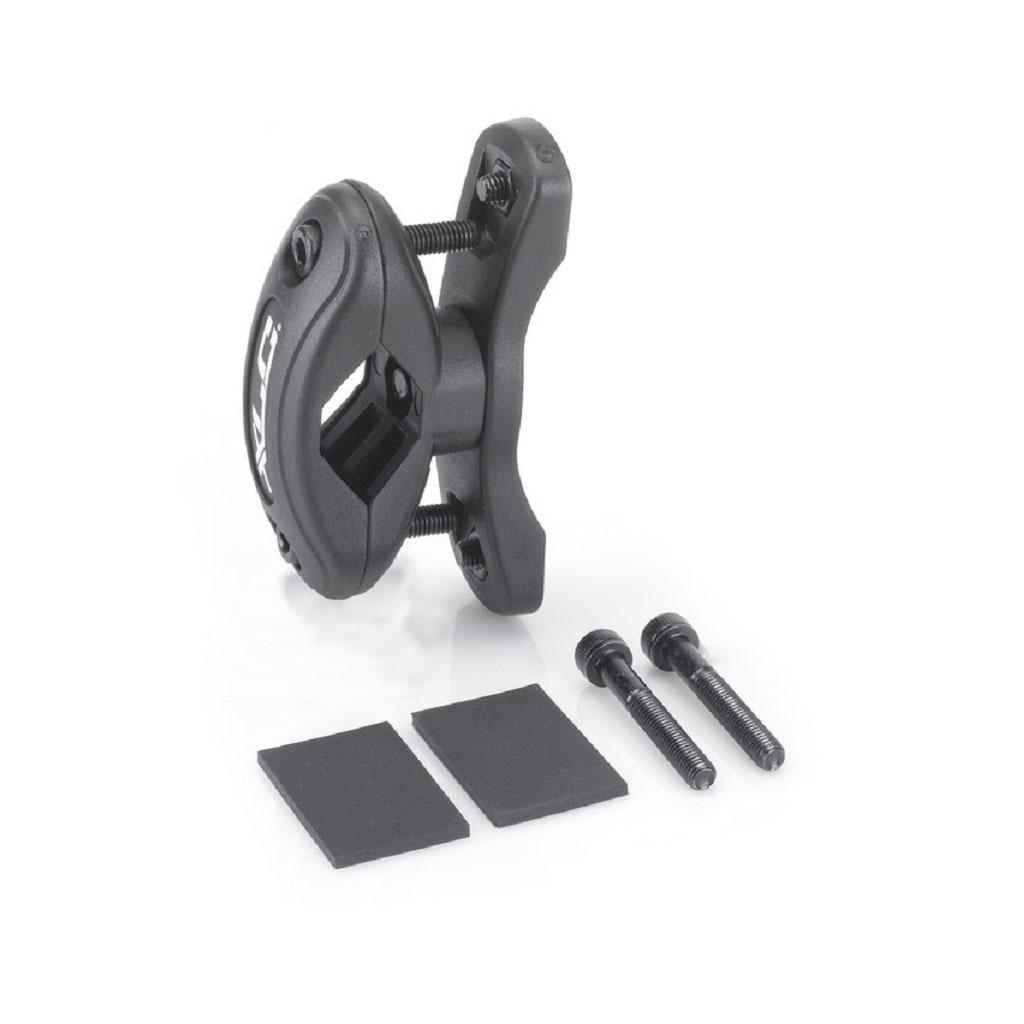Фото Адаптер для флягодержателя XLC, черный, вращается на 360°