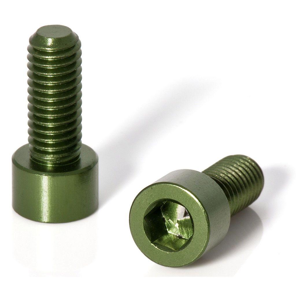 Фото Болты для флягодержателя XLC BC-X02, 2шт, зеленый
