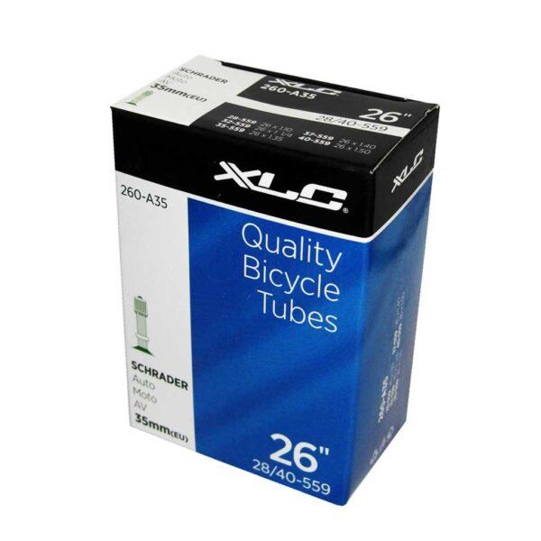 """Фото Камера XLC, 26"""" x1.0/1.5 (25/40-559) AV35мм"""