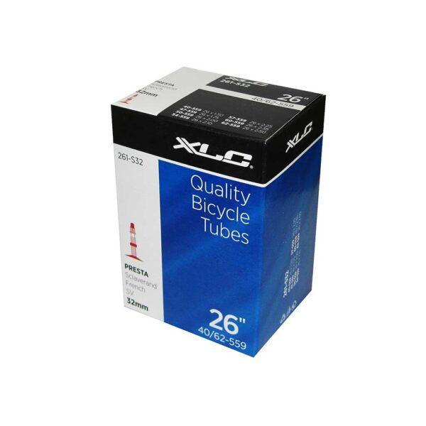 """Фото Камера XLC, 26""""x1.5-2.5 (40/62-559) SV 33mm"""