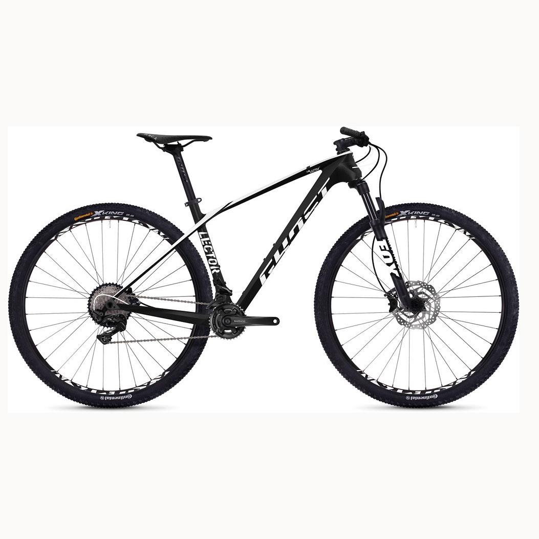 Фото Велосипед Ghost Lector 3.9 29″ , карбон,  рама M 2019