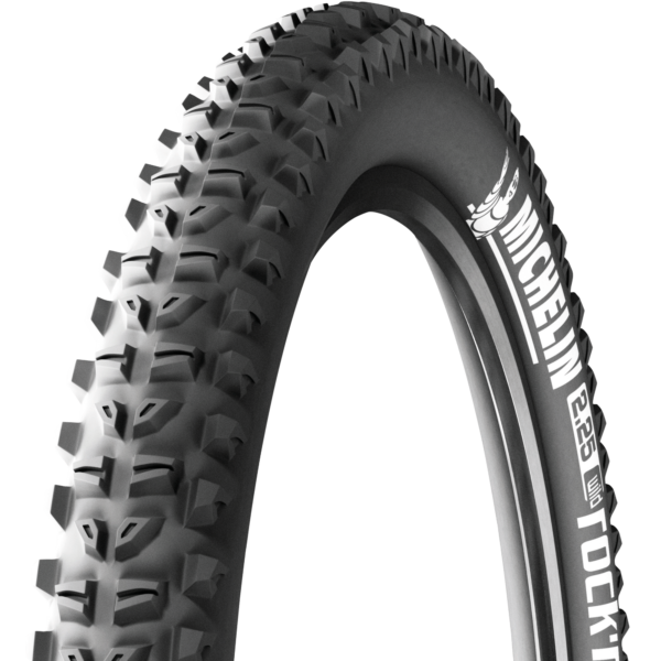 "Фото Покрышка Michelin WILDROCK'R 26"" (26X2.10) MTB, черный"