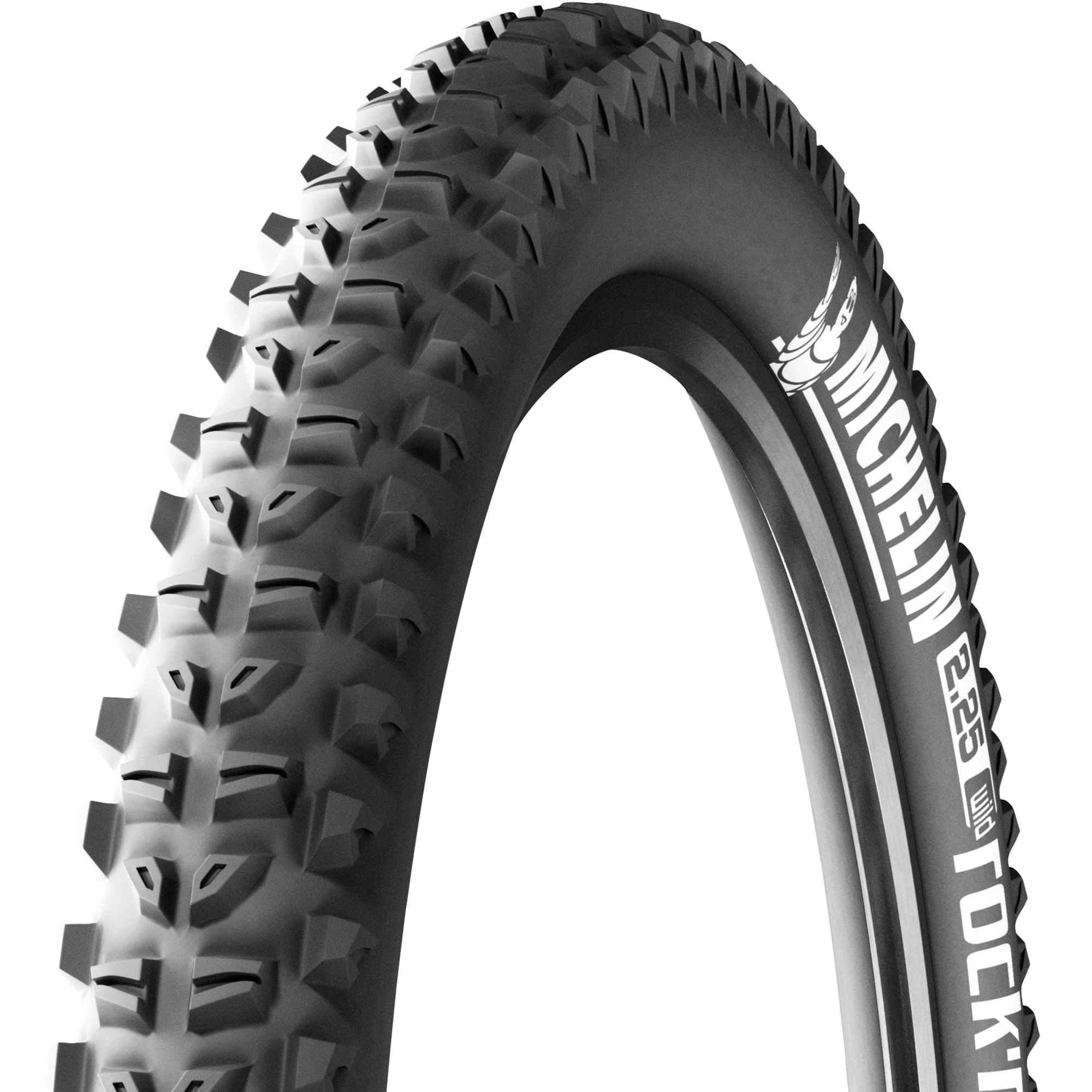 Фото Покрышка Michelin WILDROCK'R 26″ (26X2.10) MTB, черный