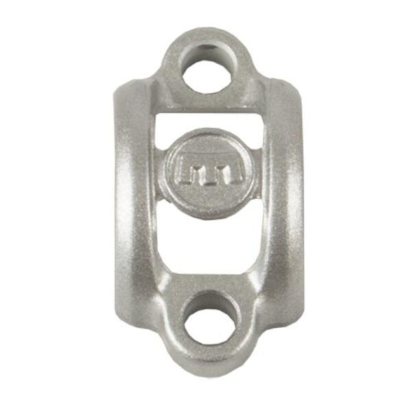 Фото Brake lever clamp, Хомут для тормозной ручки (серебристый)