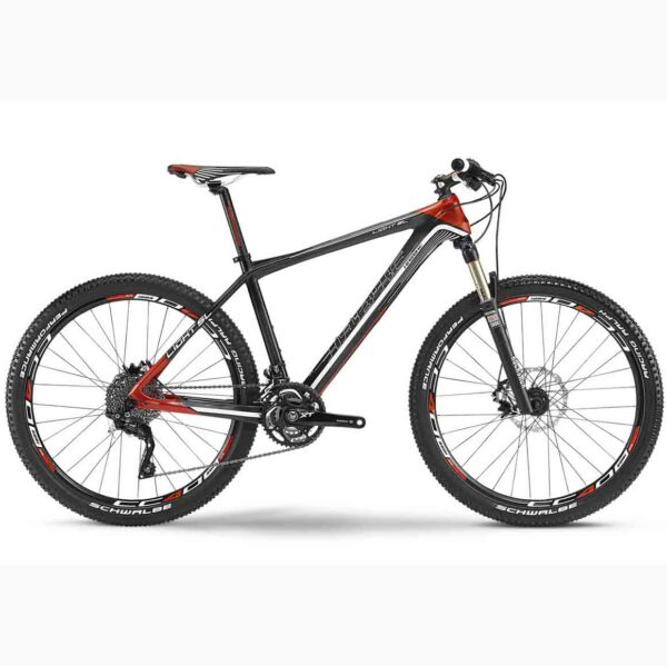 "Фото Велосипед Haibike Light SL 26"", 49см, Carbon"