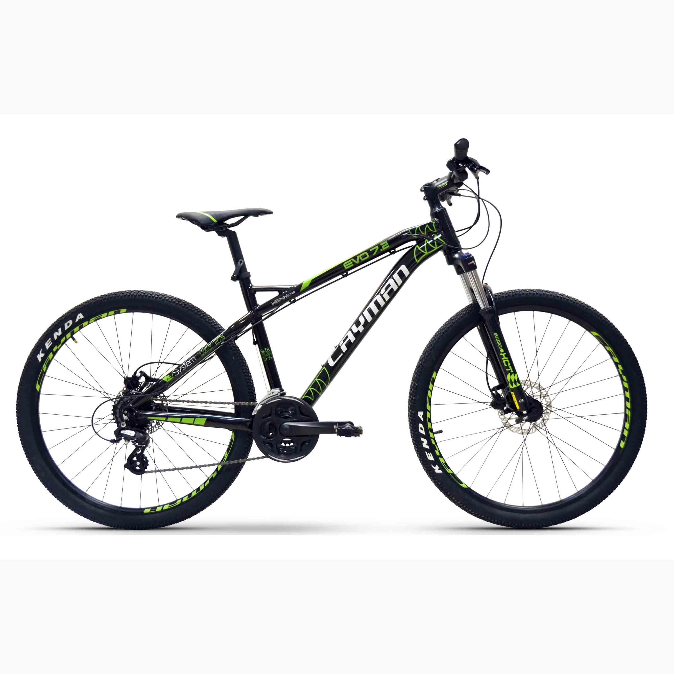 Фото Велосипед Cayman Evo 7.2 27,5″, рама 45см, 2018