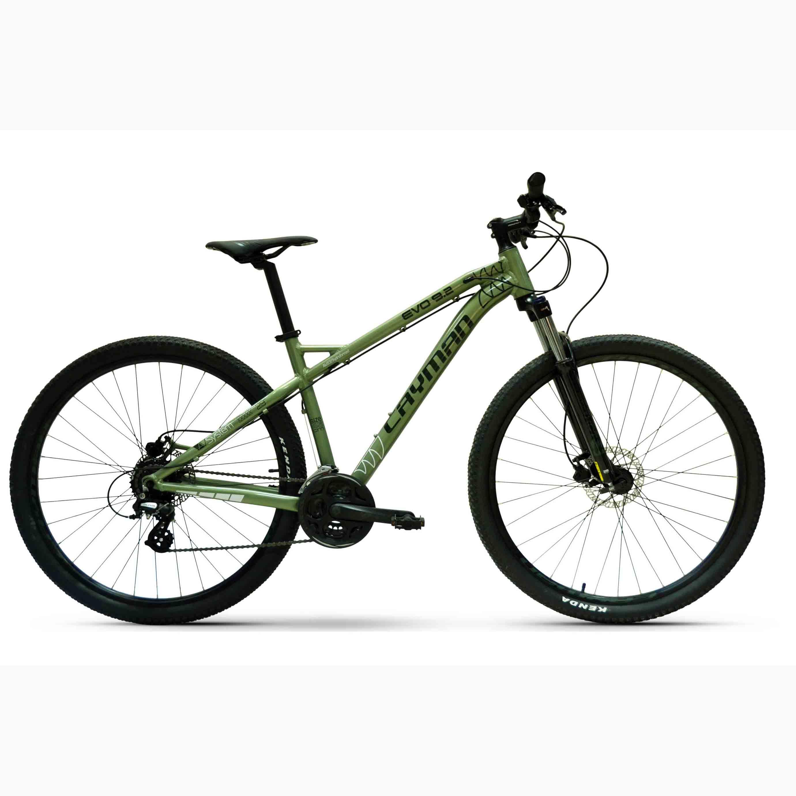 Фото Велосипед Cayman Evo 9.2 29″, рама 50см, 2018