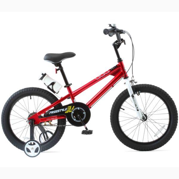 """Фото Велосипед RoyalBaby FREESTYLE 18"""", красный"""
