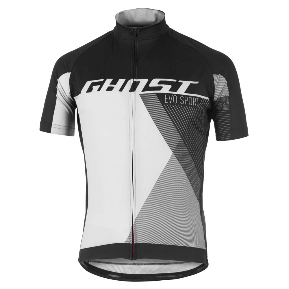 Фото Джерси Ghost Performance Evo BLK/GRY, L