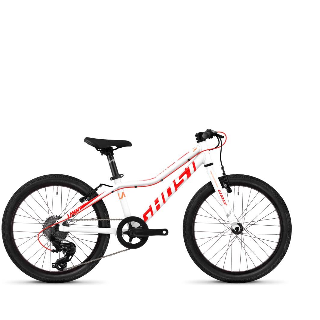 Фото Велосипед Ghost Lanao R1.0 20″  2019