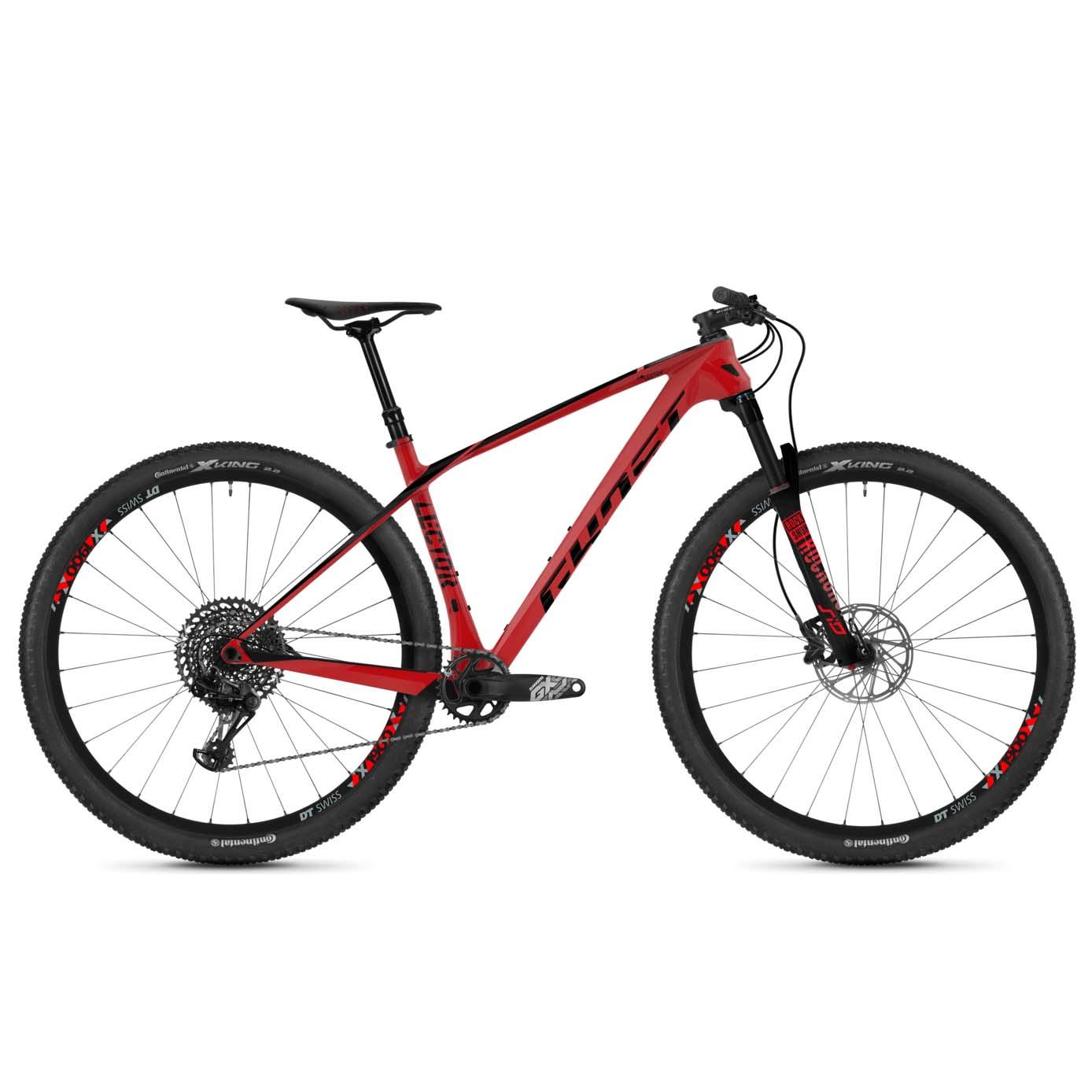 Фото Велосипед Ghost Lector 5.9 29″ , карбон,  рама M 2019