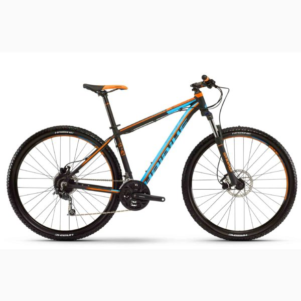 "Фото Велосипед Haibike Big Curve 9.40 29"", рама 50см, оранжевый 2016"