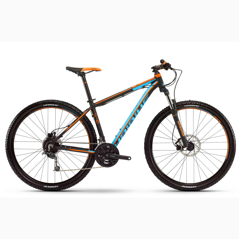 Фото Велосипед Haibike Big Curve 9.40 29″, рама 50см, оранжевый 2016