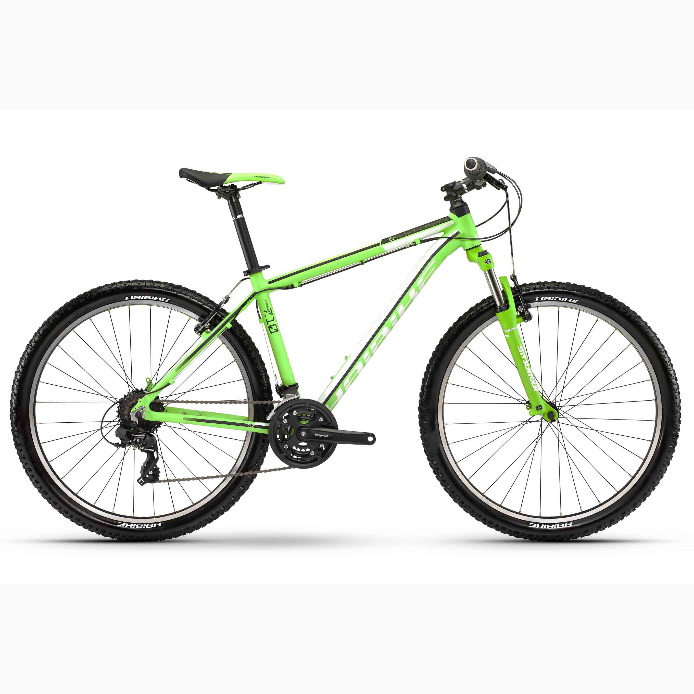 Фото Велосипед Haibike Edition 7.10 27,5″, рама 45см, 2016