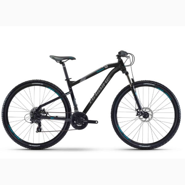 "Фото Велосипед Haibike SEET HardNine 1.0  29"", рама 45 см, 2017, черный"