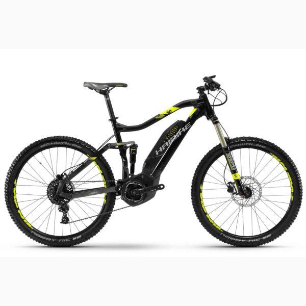 "Фото Велосипед Haibike SDURO FullSeven LT 4.0 27,5"" 400Wh, рама 44см, ход:150мм, 2018"