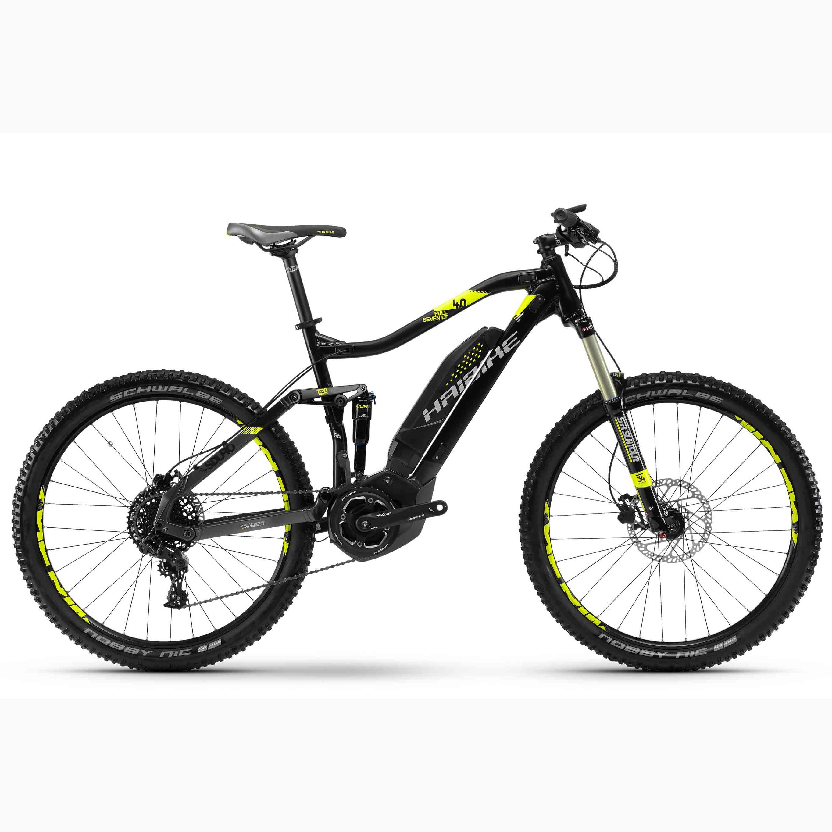 Фото Велосипед Haibike SDURO FullSeven LT 4.0 27,5″ 400Wh, рама 44см, ход:150мм, 2018